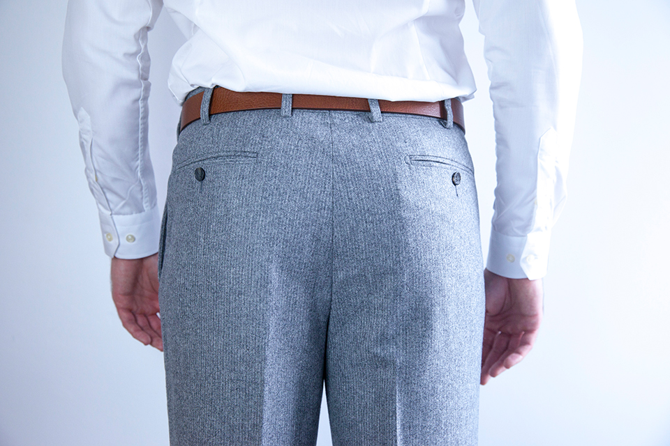 Costume Suitsupply fesses