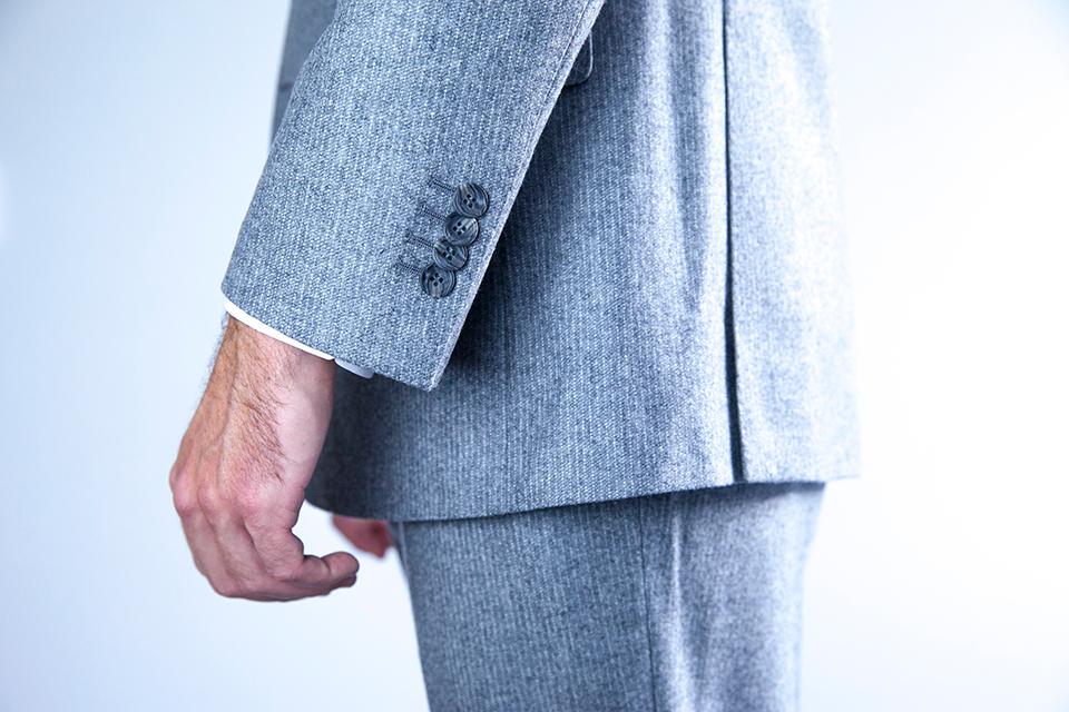 Costume Suitsupply Veste boutonniere