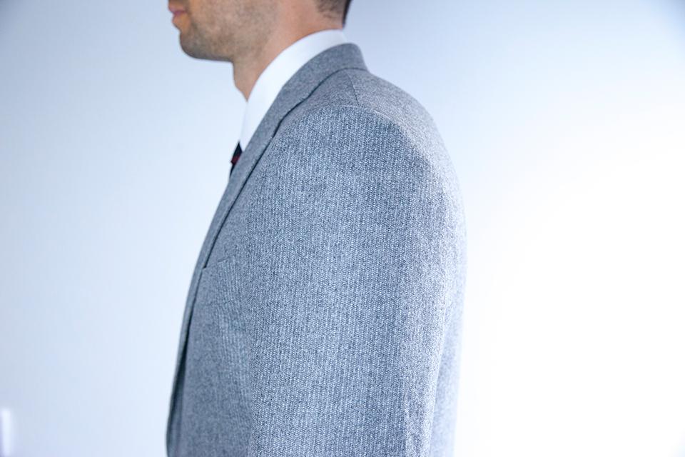 Costume Suitsupply Veste profil