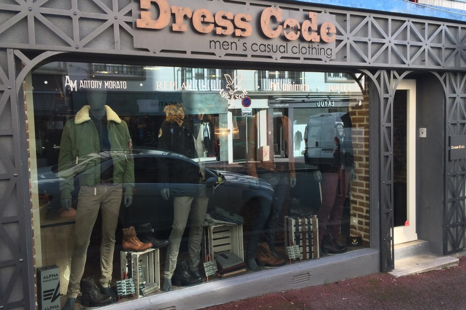 Dress code horaires adresse t l phone plan avis - Dress code rennes ...