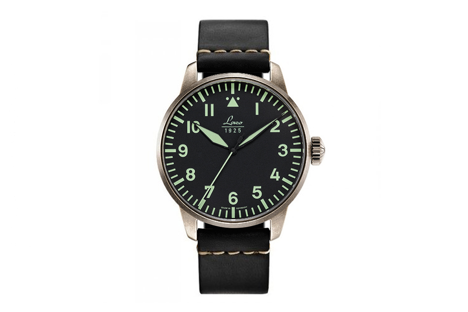 laco pilote montre automatique