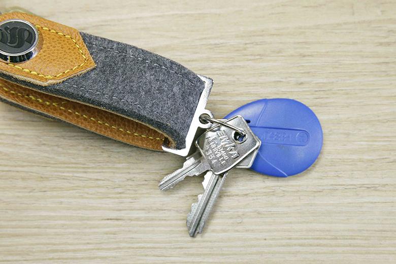 Porte-clés S-Key Clés Option