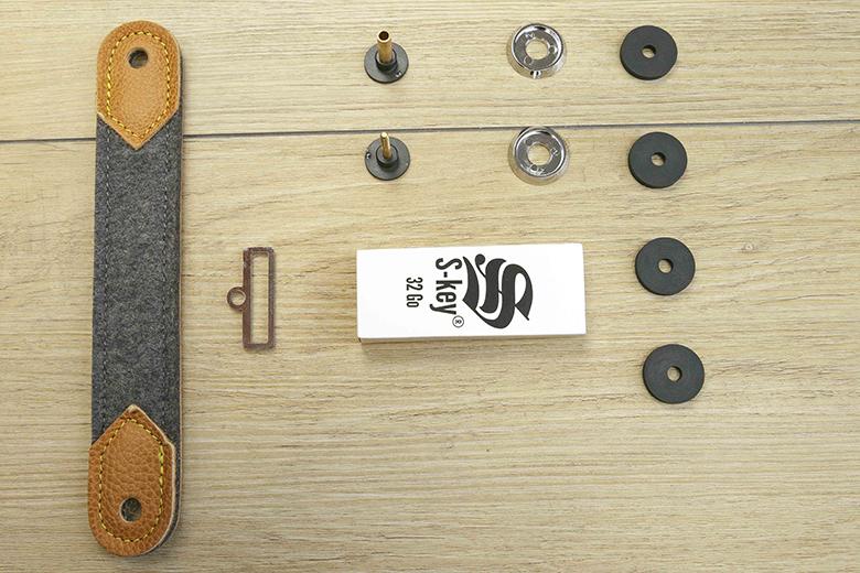 Porte-clés S-Key Kit