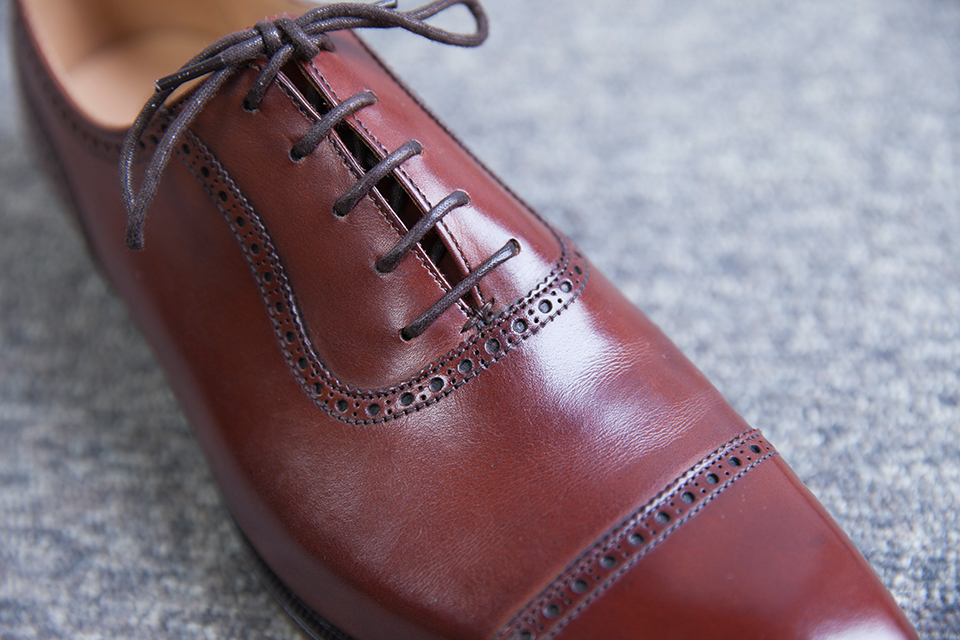 Richelieu Crockett & Jones laçage