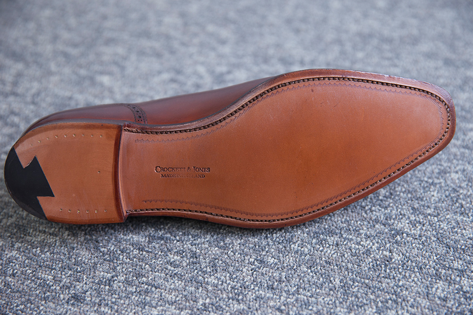 Richelieu Crockett & Jones semelles