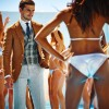 Suit Supply Carli Hermes Ads