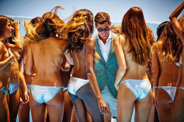 Suit Supply Carli Hermes Bikini