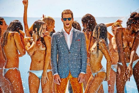 Suit Supply Carli Hermes