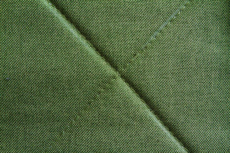 tissu-coton-kaki