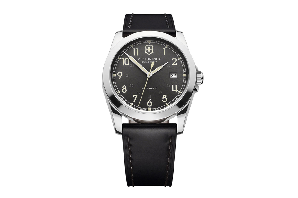 victorinox infantry automatic mouvement