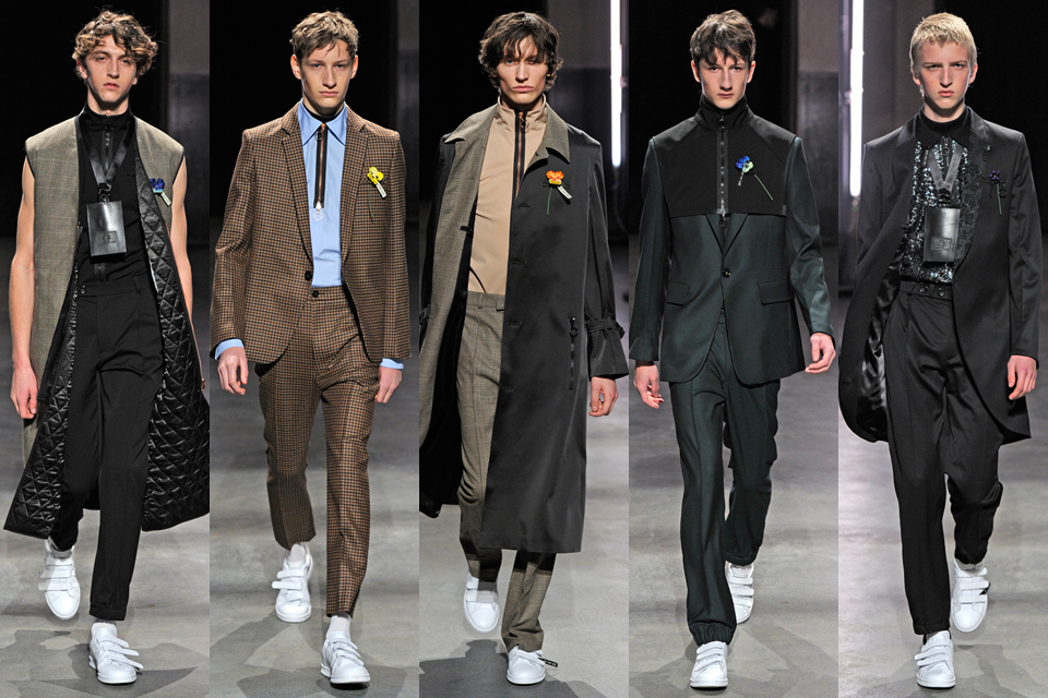 22 4 hommes femmes paris fashion week