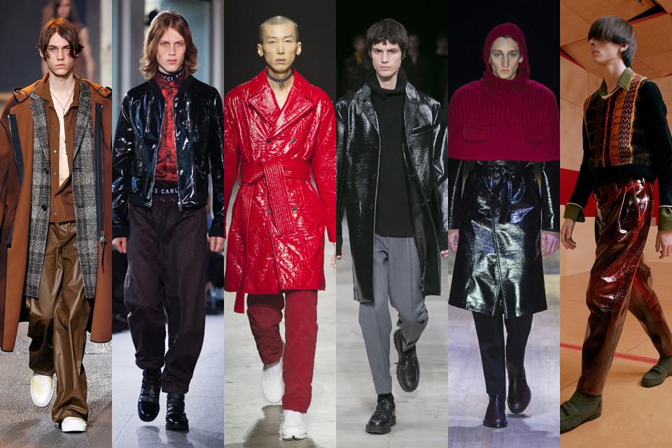 Vinyle fashion week homme paris