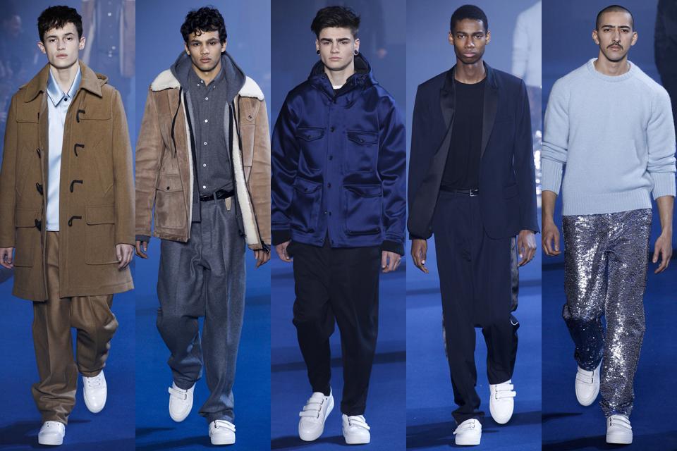 ami paris fashion week