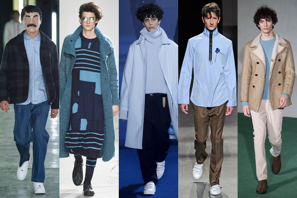bleu ciel fashion week paris homme