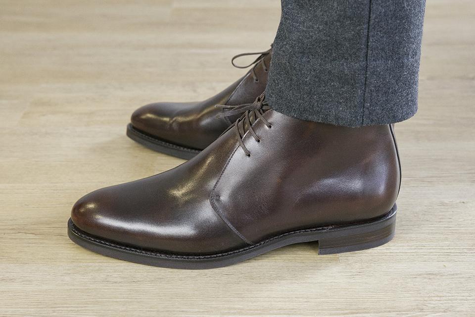 Chukka Boots Septieme Largeur