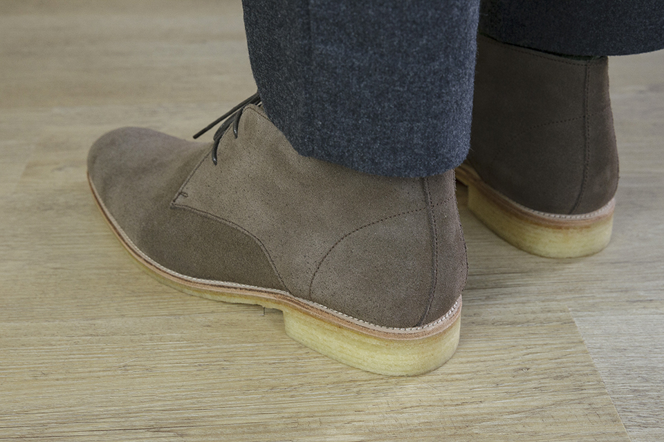 Chukka Boots Bexley Arriere