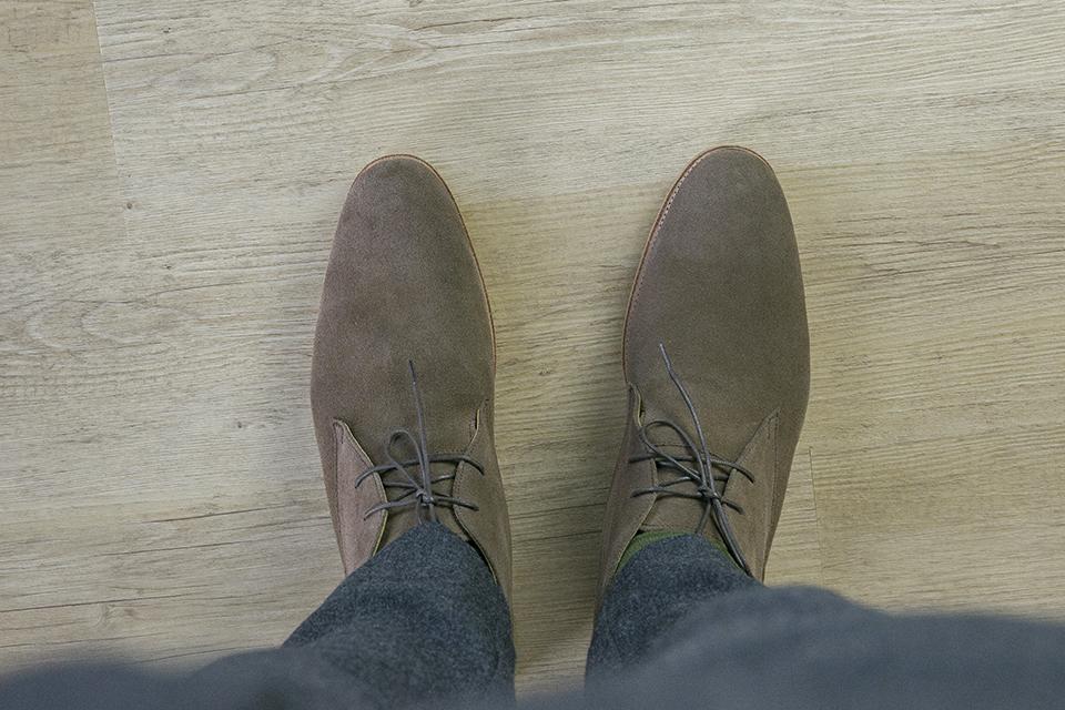 Chukka Boots Bexley Look