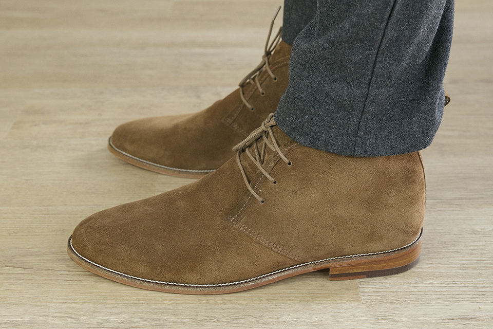 Chukka Boots Bobbies