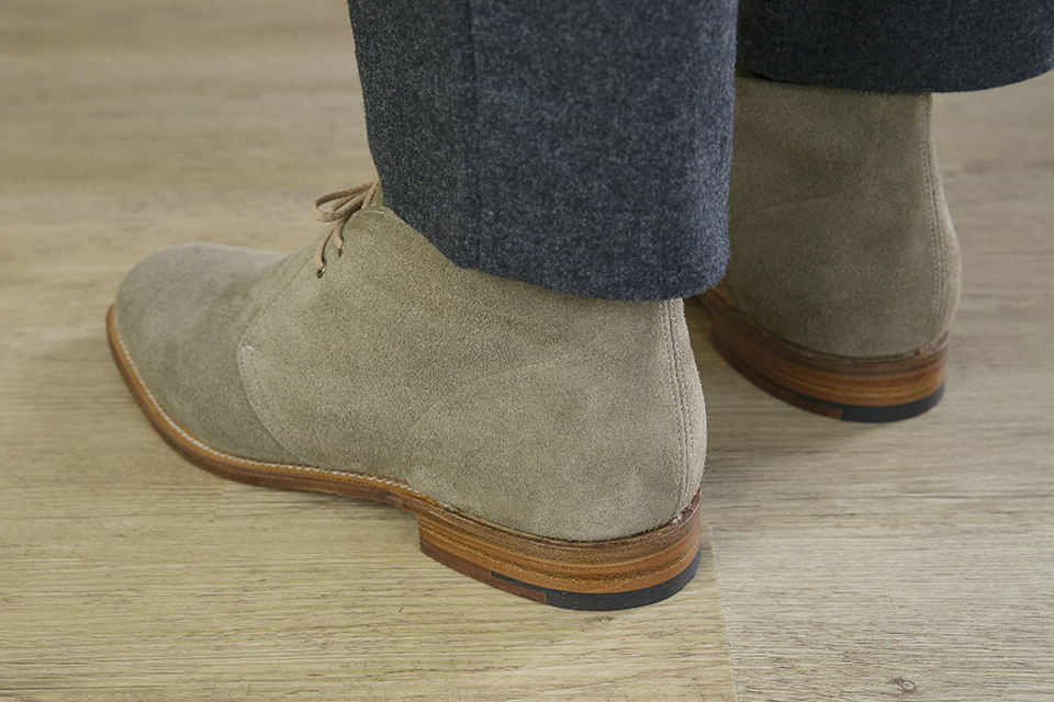 Chukka Boots Church arriere