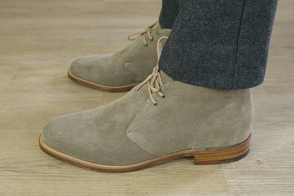 Chukka Boots Church