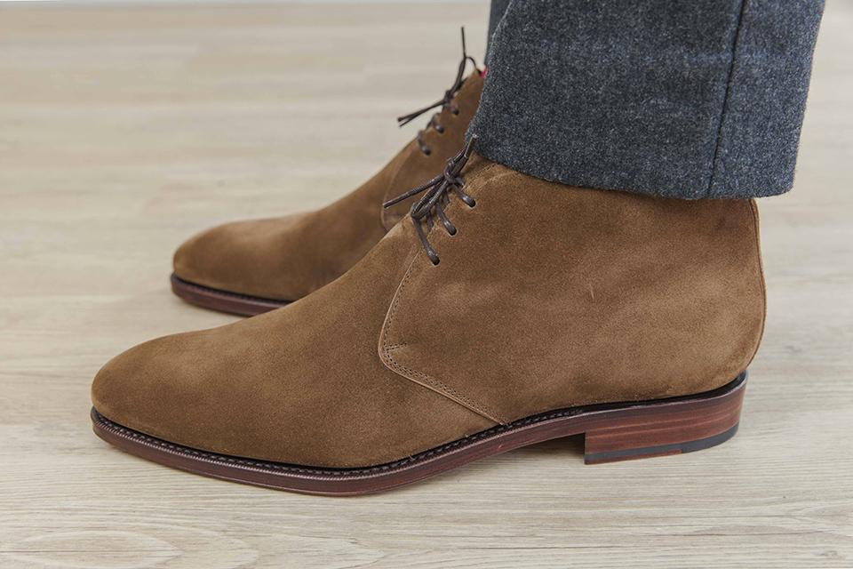 Chukka boots Carmina