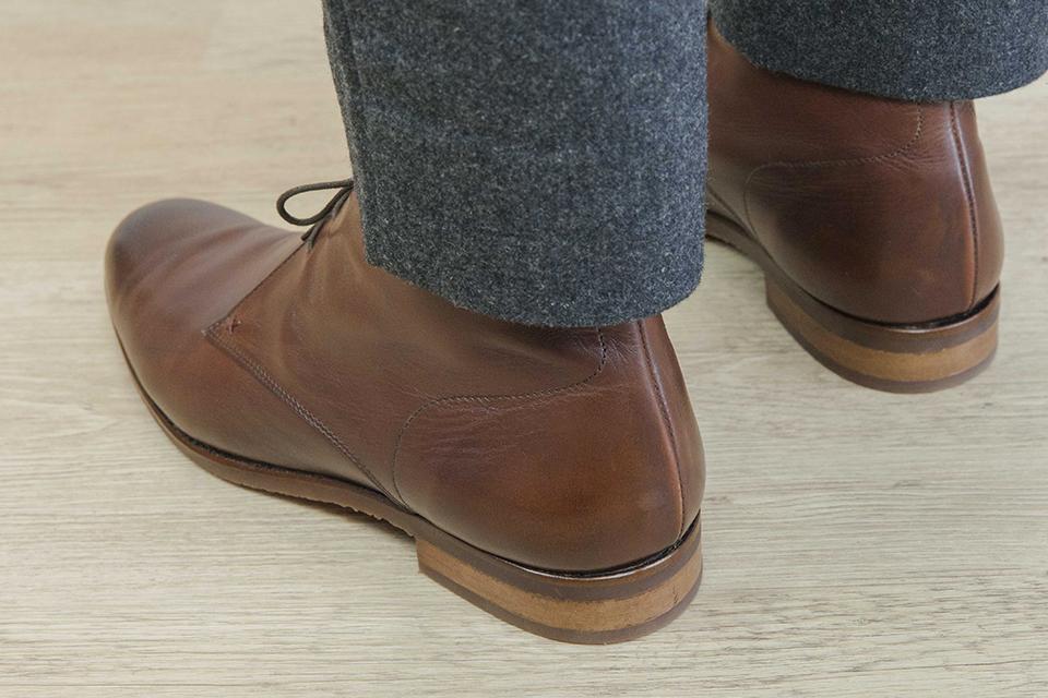 Chukka boots Lucknow Profil