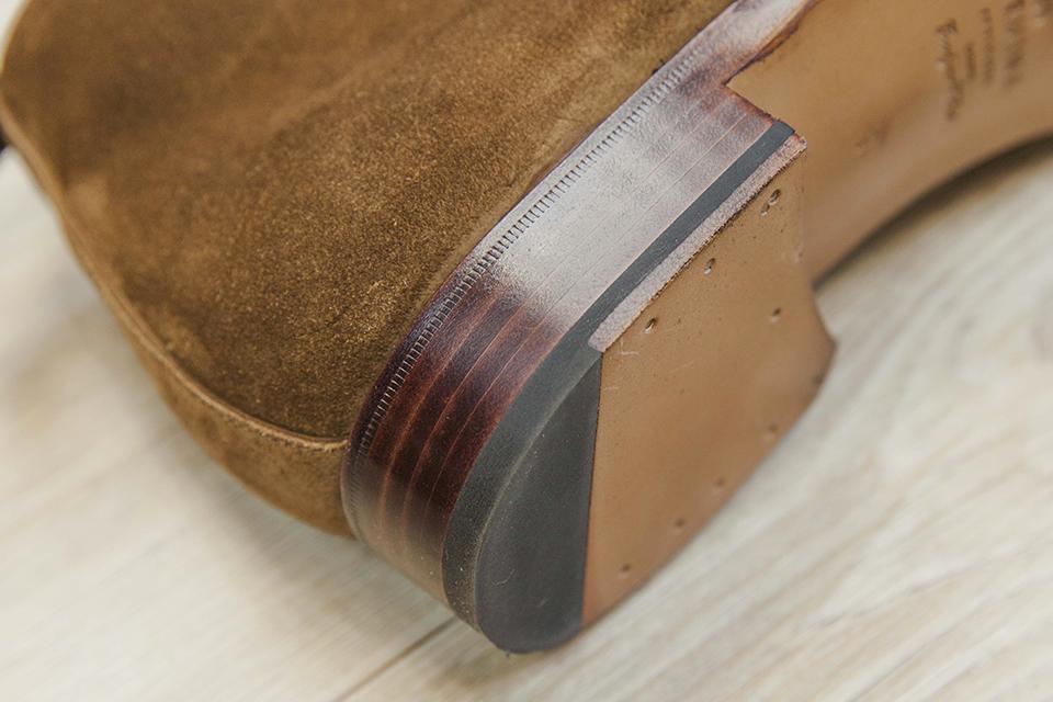 Semelles chukka boots