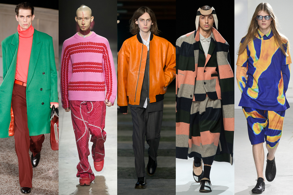 couleur fashion week paris homme