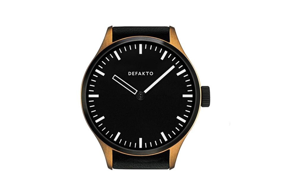 defakto modular montre