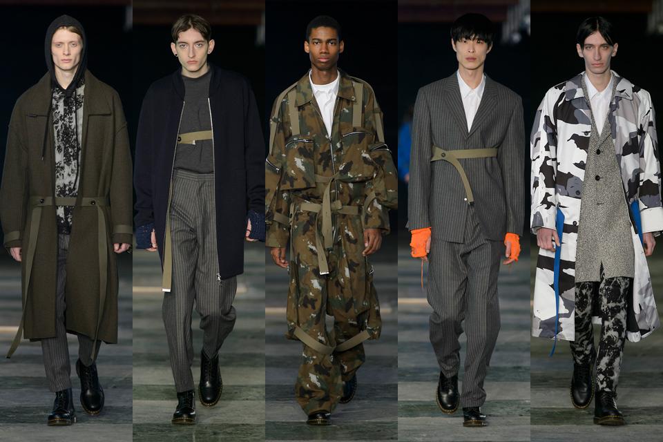 etudes paris fashion week