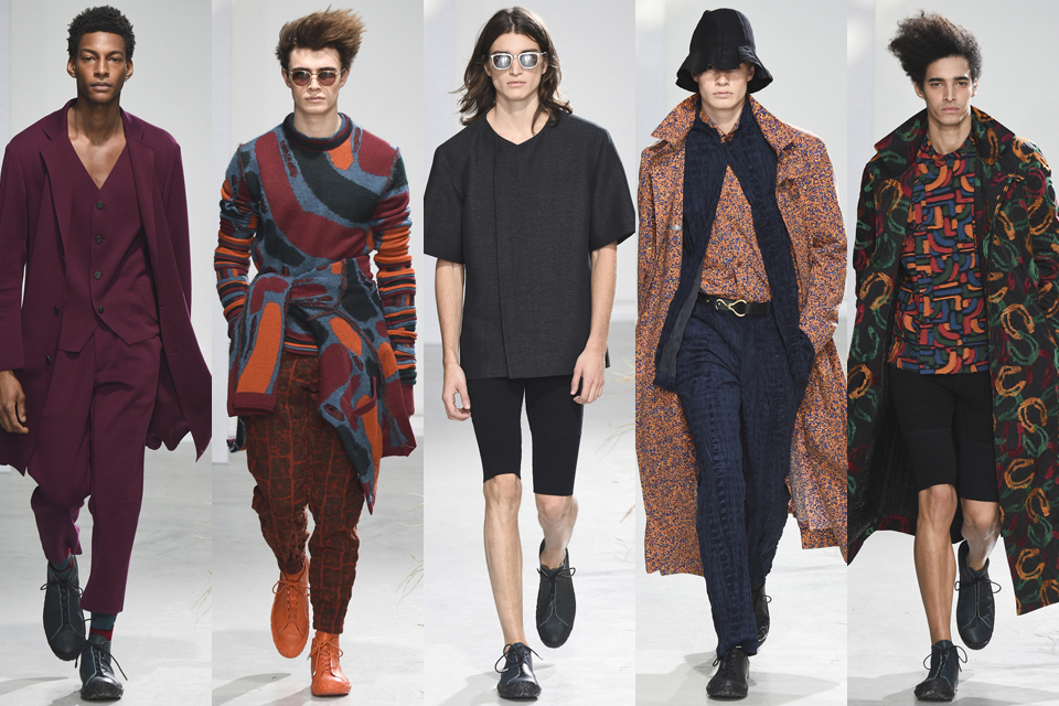 issey miyake men fashion week paris