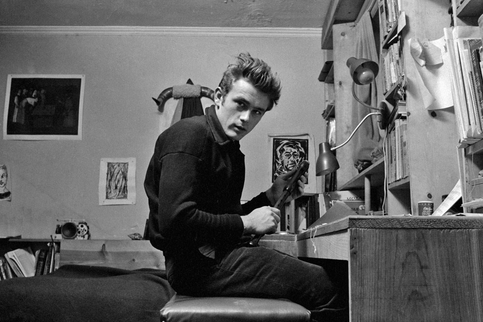 james dean icone style