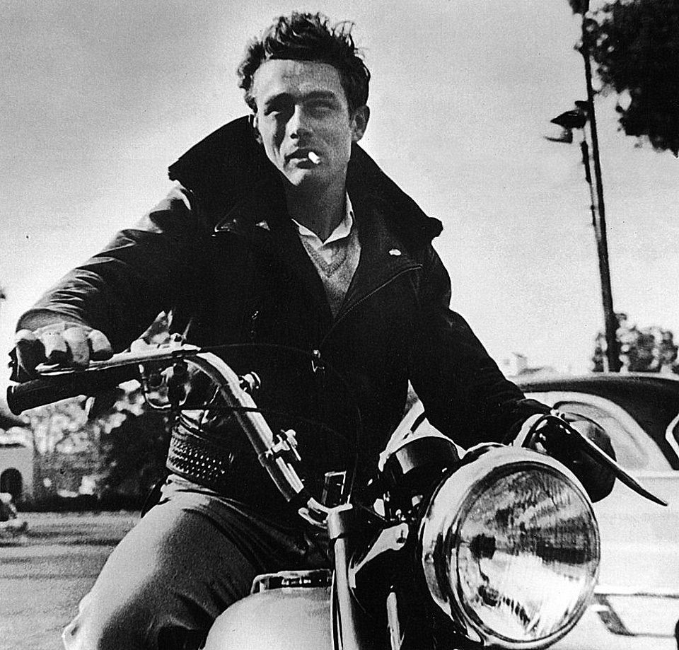james dean moto