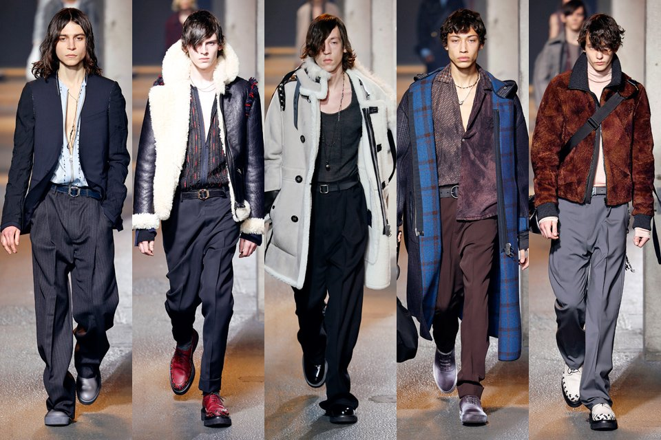 lanvin paris fashion week