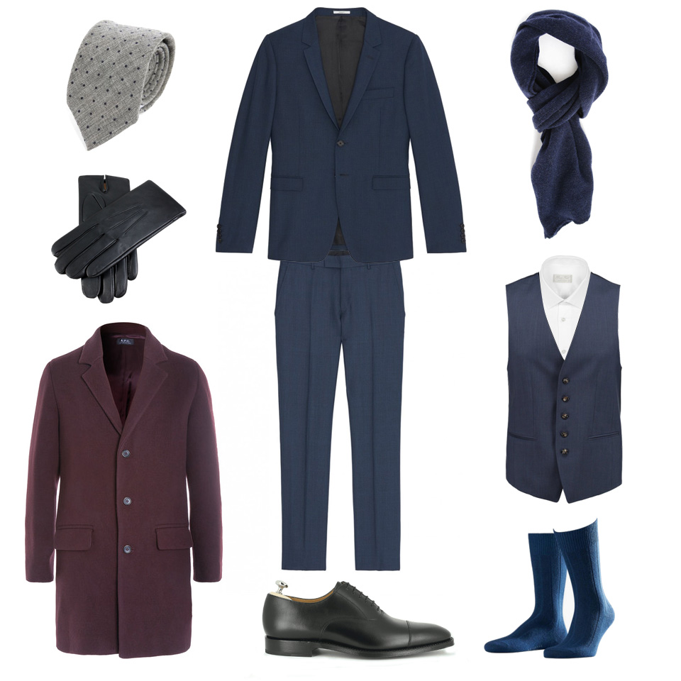 look special froid homme chic
