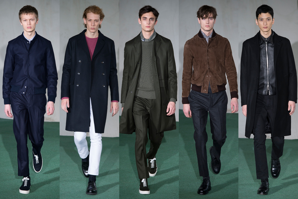 officine generale paris fashion week