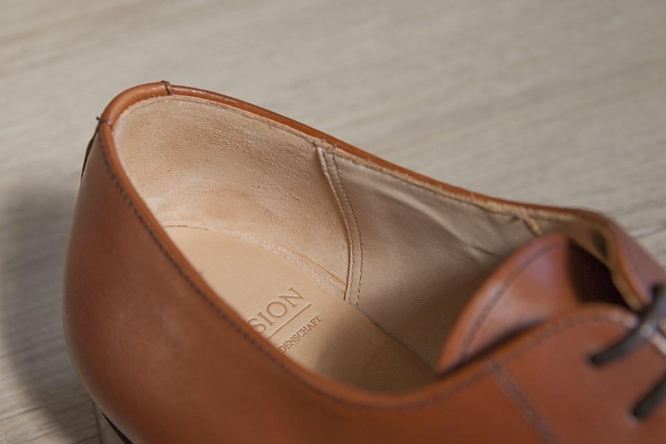 Richelieu Shoespassion Doublure Contrefort