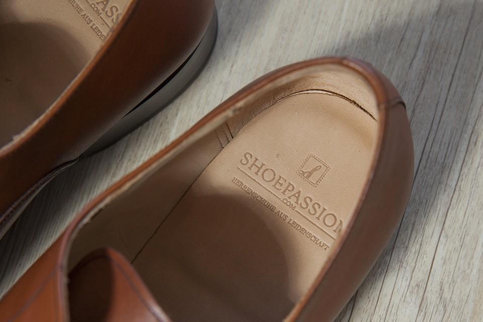 Richelieu Shoespassion Interieur-logo