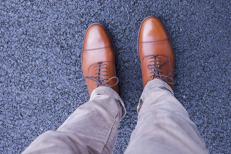 Richelieu Shoespassion dessus