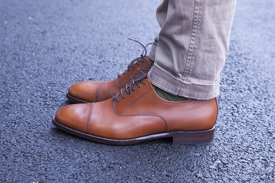Richelieu Shoespassion look