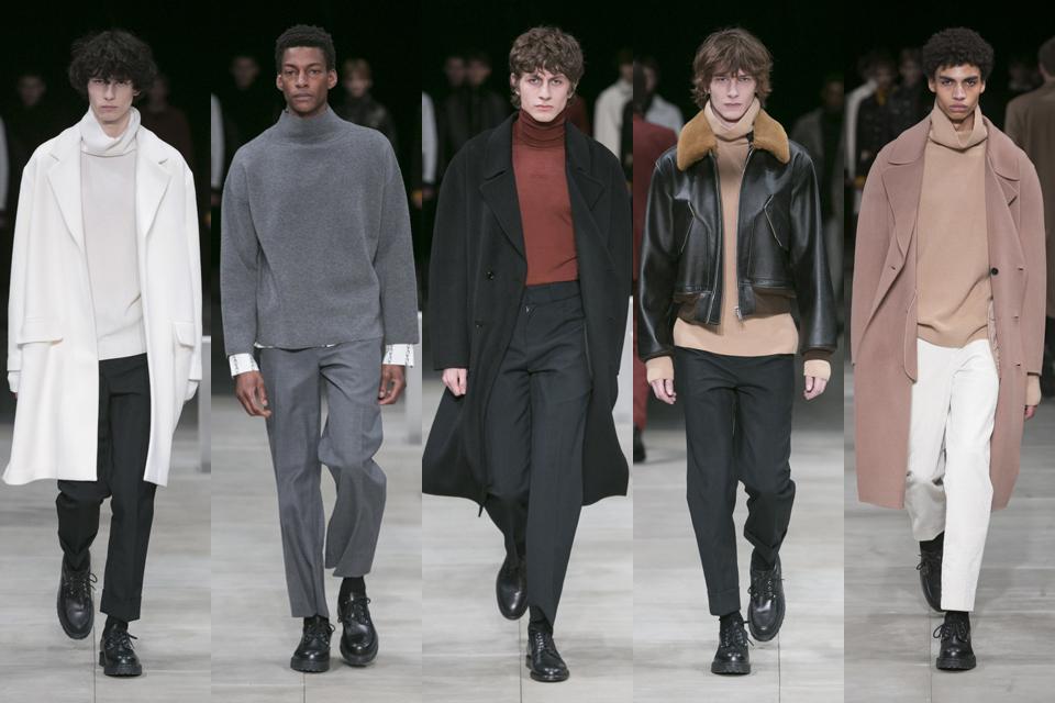 sandro paris fashion week