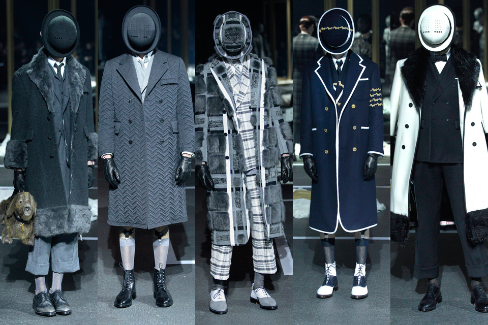 thom browne paris fashion week