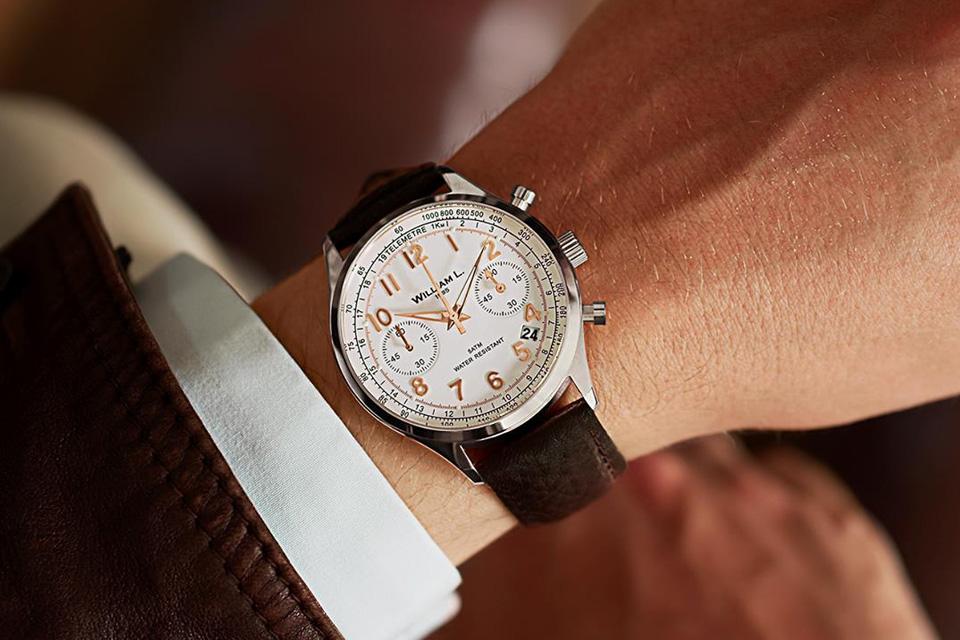 william L 1985 marque montres