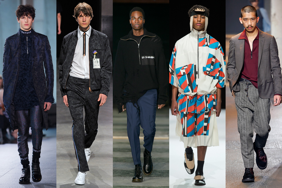 zip fashion week paris homme