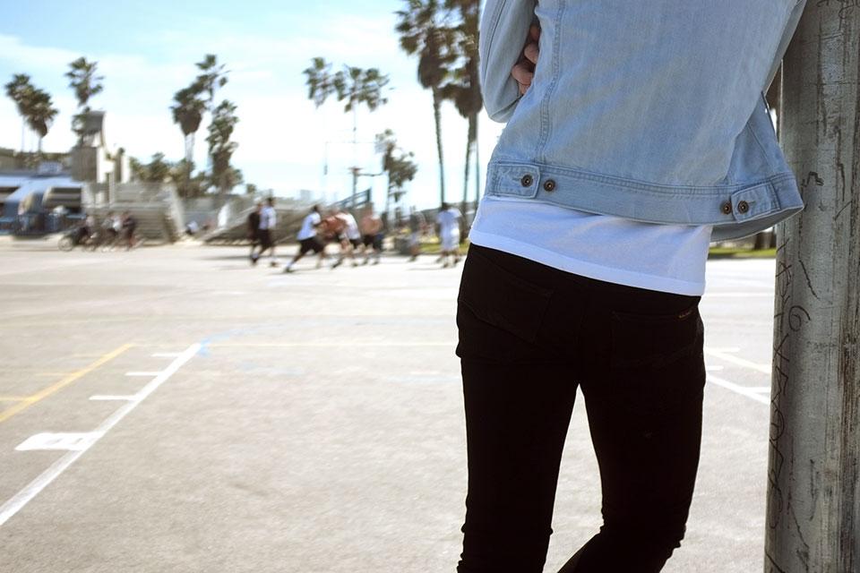 Venice Los Angeles Jeans Nudie