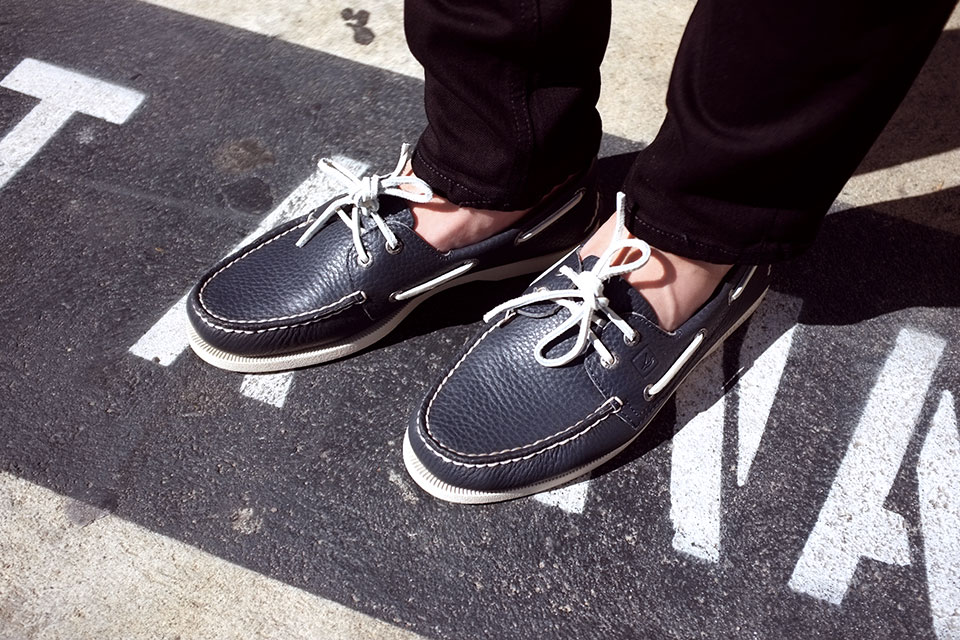Venice Los Angeles Sperry Top Sider