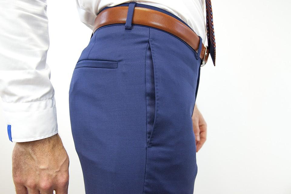 Costume Bruce Field Pantalon-poches