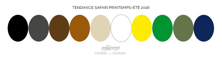 couleurs safari tendance ete 2016 homme