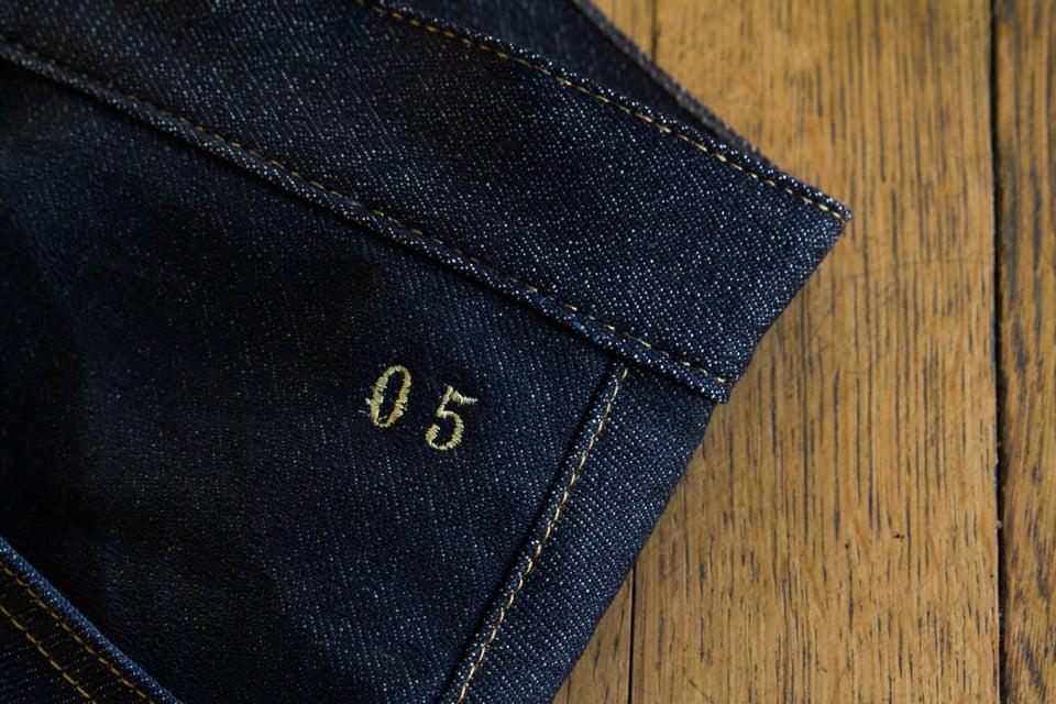 jeans dao numero