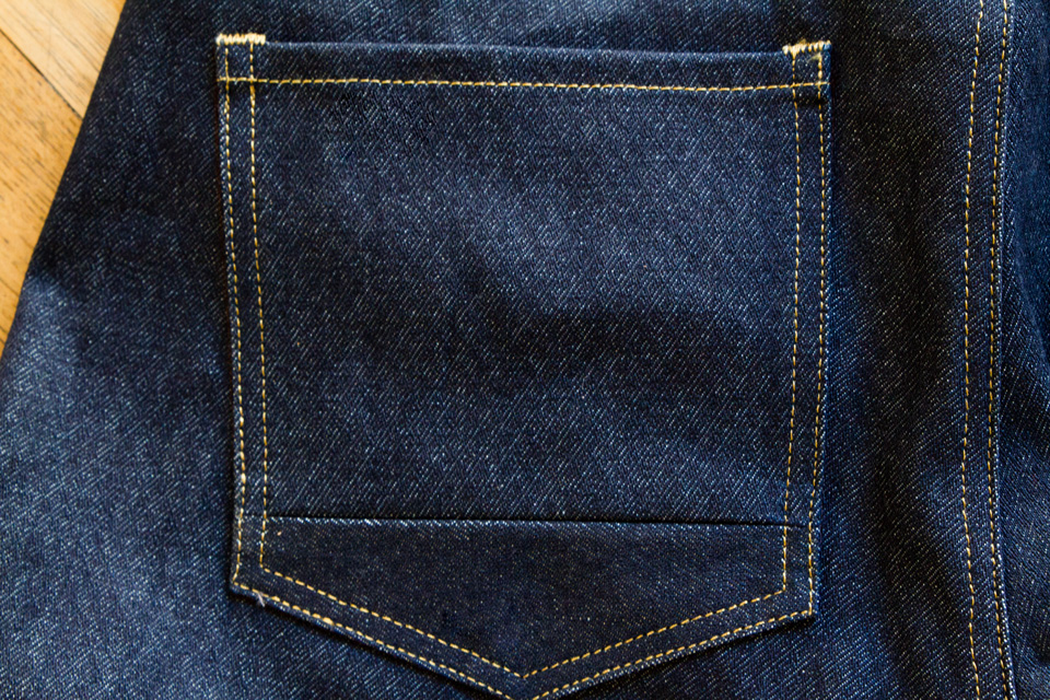 jeans dao poche